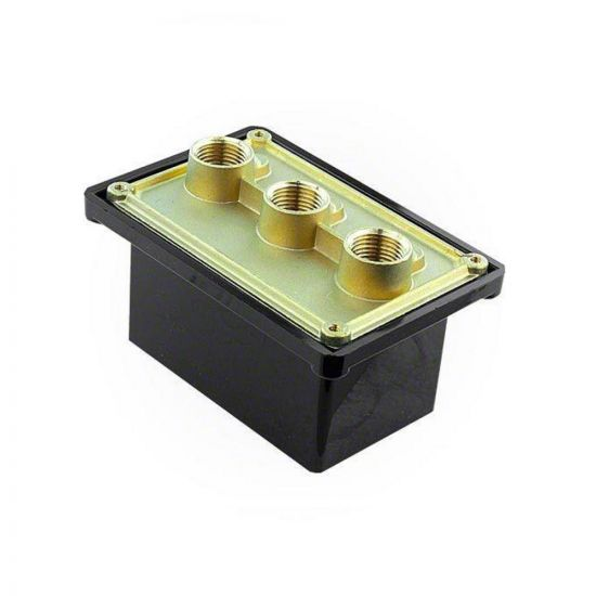 Pentair 78310500 Junction Box Pool Spa Light Port Replacement