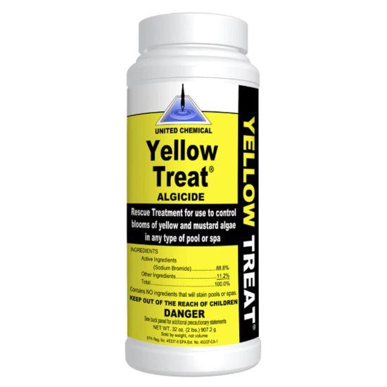 Unitesd Chemical YellowTreat Yellow and Mustard 2lbs, YT-C12