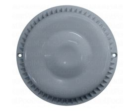 Afras Anti Vortex Drain Cover 7 3/8 inch Light Grey, 11064LTGY