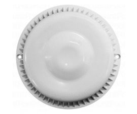 Afras Anti Vortex Drain Cover 7 3/8 inch White, 11064W