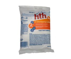 "HTH 3"" Chlorinating Tablets 6oz 42000"