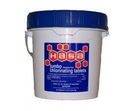 Hasa 63084 Jumbo Chlorinating Tablets