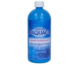 Baquacil Liquid Flocculant 1qt 84340