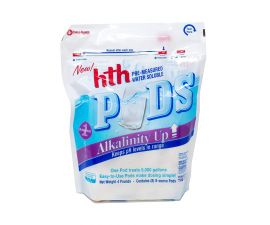 HTH Alkalinity Up Pre-measured Pods for Swimming Pools 4lbs 8 Pack 67053