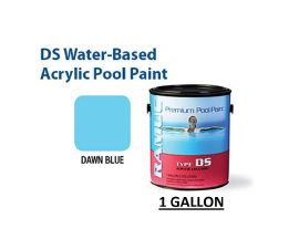 Ramuc DS Acrylic Dawn Blue Pool Paint RAM910132801