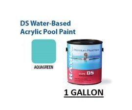 RAMUC DS Acrylic Aqua Green Pool Paint, RAM910130000