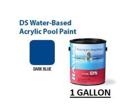 RAMUC DS Acrylic Dark Blue Pool Paint, RAM910135500