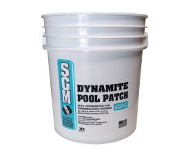 SGM 3 lbs Dynamite Pool Underwater Patch White PLBPP3