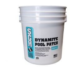 SGM 9lbs Dynamite Pool Underwater Patch White PLBPP49
