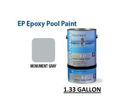 Ramuc EP Epoxy High Gloss Monument Gray Pool Paint RAM908136201