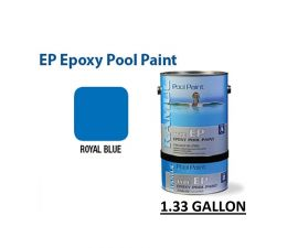 Ramuc EP Epoxy High Gloss  Royal Blue Pool Paint RAM908132901