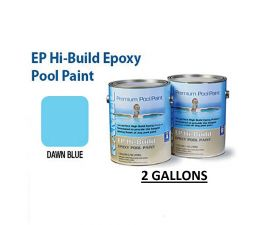 RAMUC Hi-Build Epoxy Dawn Blue Pool Paint RAM912232802