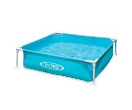 Intex | 57173EP | 48in x 48in x 12in, Blue Mini Frame Swimming Pool