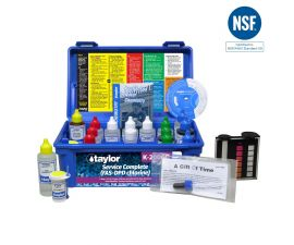Taylor Technologies K-2006C Complete Service Pool Water Test Kit
