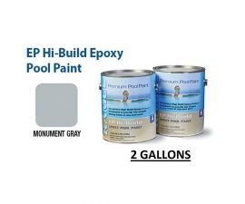 Ramuc Hi-Build Epoxy Premium Edgewater Gray Pool Paint RAM912237702