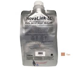 Chemlink Novalink SL Self-Leveling Pool Deck Sealant Tan/Stone F1239ST