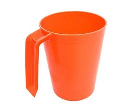 1lb DE Orange Measuring Scoop 25600-009-000