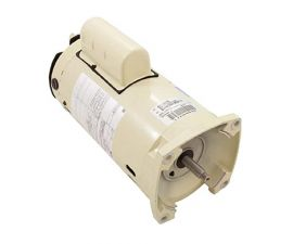Pentair | 071321S | 2HP, Dual Speed, Square Flange Motor, 220V
