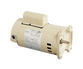 Pentair | 355010S | 1HP, Single Speed, Square Flange Motor, 115/230V | 071314S
