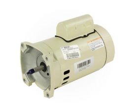 Pentair | 355018S | 1/2HP, Single Speed, Square Flange Motor, 115/230V | 075232S