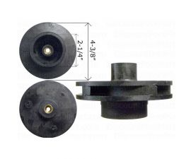 ZODIAC, IMPELLER FOR PHPF 1/2hp , PHPM 3/4hp a0580901, R0445301