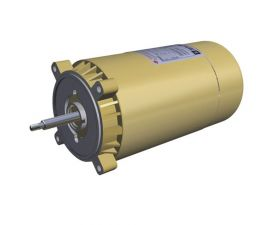 Hayward Replacement Motor, Threaded Shaft, 0.75 HP, 115/230V | SPX1605Z1M