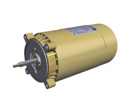 Hayward Replacement Motor, Threaded Shaft, 1.0 HP, 115/230V | SPX1607Z1M