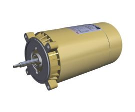 Hayward Replacement Motor, Threaded Shaft, 2.0 HP, 115/230V | SPX1615Z1M