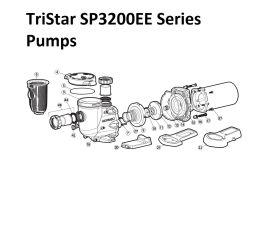 TriStar Pump Parts   SP3200EE