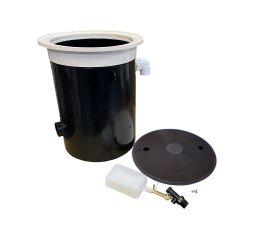 MP Industries  1953-JDG   Water Leveler Control, Dark Gray Lid