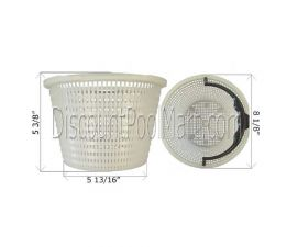 Waterway   519-3240   Skimmer Basket without Handle   542-3240   V50-300   25140-000-900   27182-019-000