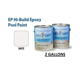 Ramuc EP Hi-Build Premium Epoxy White Pool Paint RAM912231102