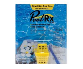 PoolRx Yellow Spa and Hot Tub Unit 101057